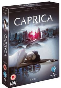 Caprica Season 1 - Vol. 1 - (Import DVD)