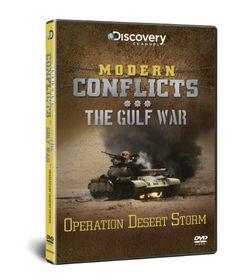 Modern Conflicts: Gulf War - Operation Desert Storm - (Import DVD)