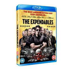 The Expendables (Blu-ray)