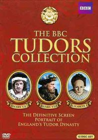 BBC Tudors Collection - (Region 1 Import DVD)