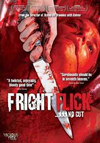 Fright Flick - (Region 1 Import DVD)