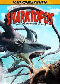 Sharktopus - (Region 1 Import DVD)