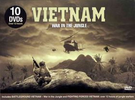 Vietnam:War in the Jungle - (Region 1 Import DVD)