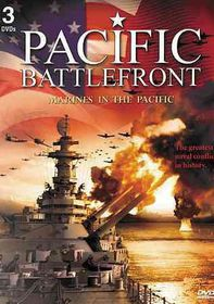 Pacific Battlefront:Marines in the Pa - (Region 1 Import DVD)