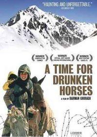 Time for Drunken Horses - (Region 1 Import DVD)