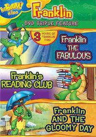 Franklin Triple Feature - (Region 1 Import DVD)