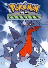 Pokemon Dp Galactic Battles:Volume 2 - (Region 1 Import DVD)