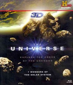Universe:7 Wonders of the Solar Syste - (Region A Import Blu-ray Disc)