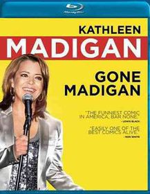 Kathleen Madigan:Gone Madigan - (Region A Import Blu-ray Disc)