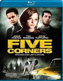 Five Corners - (Region A Import Blu-ray Disc)