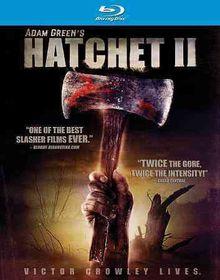 Hatchet 2 - (Region A Import Blu-ray Disc)