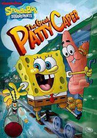 Spongebob Squarepants:Great Patty Cap - (Region 1 Import DVD)