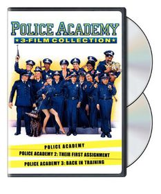 Police Academy 1-3 Collection - (Region 1 Import DVD)