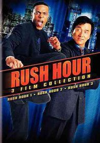 Rush Hour 1-3 Collection - (Region 1 Import DVD)