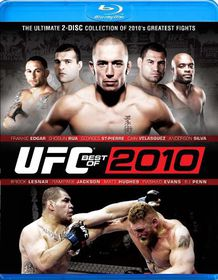 Ufc:Best of 2010 - (Region A Import Blu-ray Disc)