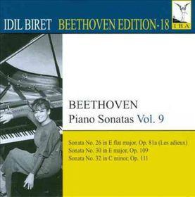Beethoven / Biret - Idil Biret Beethoven Edition 18: Piano Sonatas 9 (CD)