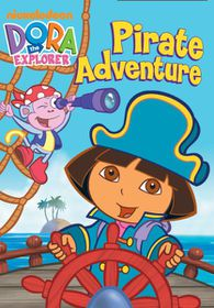 Dora The Explorer: Pirate Adventure (DVD)