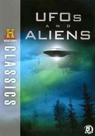 History Classics:Ufos and Aliens - (Region 1 Import DVD)