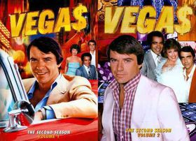 Vegas:Second Season - (Region 1 Import DVD)
