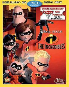 Incredibles - (Region A Import Blu-ray Disc)