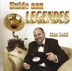 Ladd, Alan - Hulde Aan Legendes (CD)