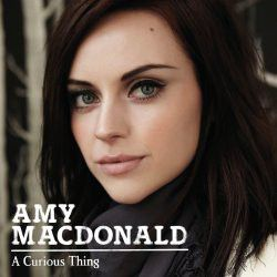 MacDonald, Amy - A Curious Thing (CD)