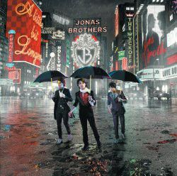 Jonas Brothers - A Little Bit Longer (CD)