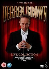 Derren Brown: Live Collection - (Import DVD)