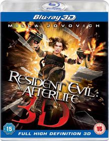 Resident Evil: Afterlife 3D - (Import Blu-ray Disc)