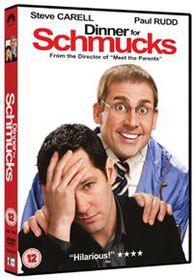 Dinner for Schmucks - (Import DVD)