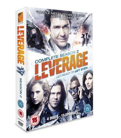 Leverage: Complete Season 2 - (Import DVD)