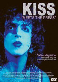 Kiss: Meet the Press - (Import DVD)