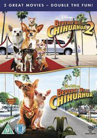Beverly Hills Chihuahua 1 and 2 - (Import DVD)