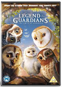 Legend of the Guardians - The Owls of Ga'Hoole - (Import DVD)