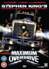 Maximum Overdrive - (Import DVD)