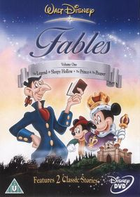 Walt Disney's Fables Vol. 1 (DVD)