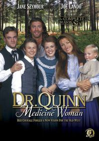 Dr Quinn Medicine Woman:Complete Season 6 - (Region 1 Import DVD)
