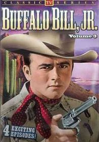 Buffalo Bill Jr Vol 3 - (Region 1 Import DVD)