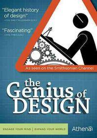 Genius of Design - (Region 1 Import DVD)