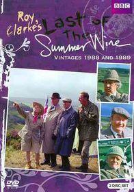 Last of the Summer Wine:Vintage 88-89 - (Region 1 Import DVD)