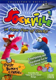Sockville - (Region 1 Import DVD)