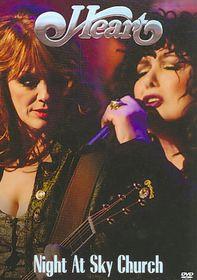 Night at Sky Church - (Region 1 Import DVD)