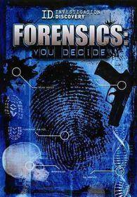 Forensics:You Decide - (Region 1 Import DVD)