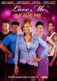Love Me or Leave Me - (Region 1 Import DVD)