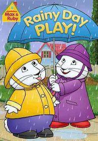 Max & Ruby:Rainy Day Play - (Region 1 Import DVD)