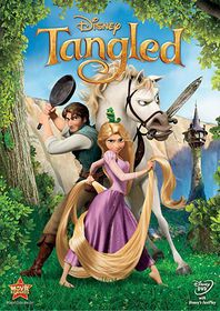 Tangled - (Region 1 Import DVD)
