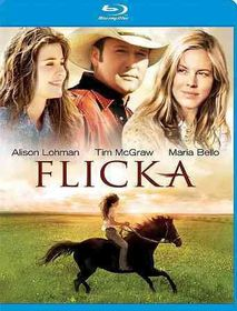 Flicka - (Region A Import Blu-ray Disc)