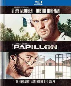 Papillon - (Region A Import Blu-ray Disc)