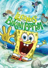 Spongebob Squarepants - Legends Of The Bikini Bottom (DVD)