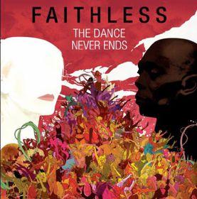 Faithless - Dance Never Ends (CD)